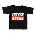 Fast Kids Club Future Racer 3 T-Shirt | Black