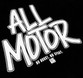 All Motor 9 Lightweight T-Shirt | Black