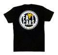 Bolt Palm Emblem Lightweight T-Shirt | Black/Yellow