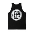 Bolt Palm Emblem Lightweight Tank Top | Black/White