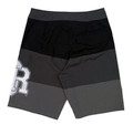 Active Shorts | Black Gradient