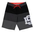 Active Shorts | Black Gradient