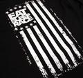 Flag Long Sleeve Shirt | Black