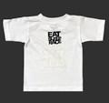 Fast Kids Club Cartoon T-Shirt | White