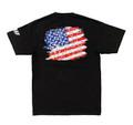 Joe Graf Jr Edt Flag T-Shirt | Black