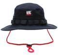 Logo Boonie Hat | Black