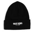Fast Kids Club Beanie | Black