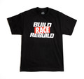 Build Rebuild 3 T-Shirt | Black