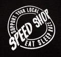 Support Local Shops 2 T-Shirt | Black