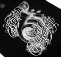 BMF 4 Lightweight T-Shirt | Black