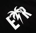 Bolt Palm Lightweight T-Shirt   Black