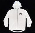 Emblem Windbreaker Jacket | Reflective