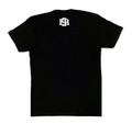 Logo Square Lightweight T-Shirt | Black/White