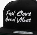 FCGV Snapback Hat | Black