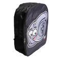 Turbo Backpack   Black
