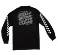 ESR Spark Flag Long Sleeve Shirt | Black