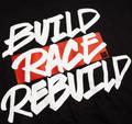 Build Rebuild 4 T-Shirt | Black