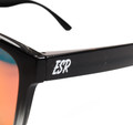 ESR Fastlife Sunglasses   Fade/Red (Polarized)   Hard Case