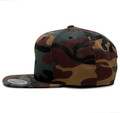 Knuckle Wrench Snapback Hat   Camo