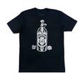 40 Shot Lightweight T-Shirt | Black/White