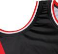 Mesh Bolt Jersey   Black/Red
