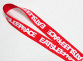 Lanyard Logo | Red