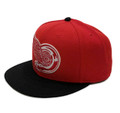 Turbo Wing Fitted Hat   Red/Black