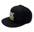 Team Fitted Hat | Black/Yellow