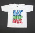 Kids Scribble T-Shirt | White