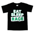 Kids Snacks T-Shirt | Black