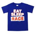 Kids Snacks T-Shirt | Blue