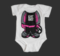 Infant One Piece Racer | Pink