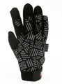 Mechanics Gloves Pattern | Black/Grey