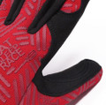 Mechanics Gloves Pattern | Red/Black