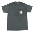 Pitbull Pocket T-Shirt | Charcoal