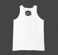 ESR Outline Tank Top | White/Black