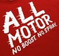 All Motor 4 T-Shirt | Cardinal Red