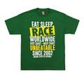 Box Crew T-Shirt | Kelly Green