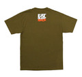 Cartoon Sparkplug T-Shirt | Olive