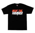 Drop The Hammer T-Shirt   Black