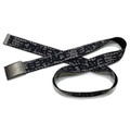 ESR Logo Tread Belt | Black/Grey