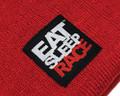 Logo Team Beanie   Cardinal Red