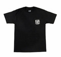 Horsepower Addict Pocket T-Shirt | Black