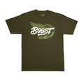 Boost Wing 2 T-Shirt   Olive