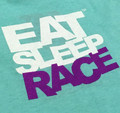 ESR Speedlines Tank Top | Teal/Purple