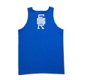 ESR Fast Life Tank Top | Laser Blue