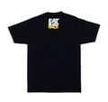 40 Shot T-Shirt | Black/Yellow
