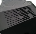 Speedlines Performance Tank Top | Black/Grey