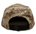 ESR 5-Panel Hat | Desert Digi Camo