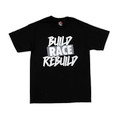 Build Rebuild 2 T-Shirt | Black/Grey